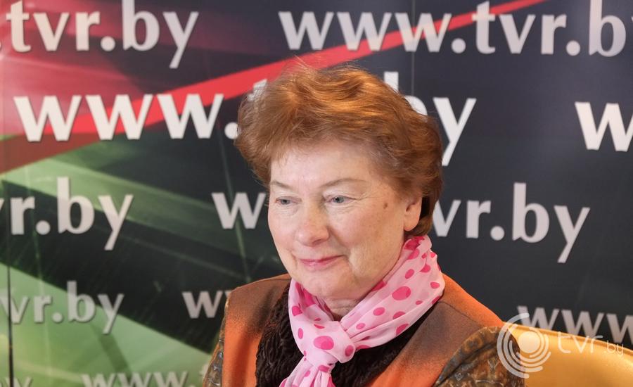 Инженер-синоптик Ольга Федотова