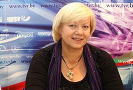 Онлайн-конференция с главным тренером сборной Беларуси Ириной Лепарской