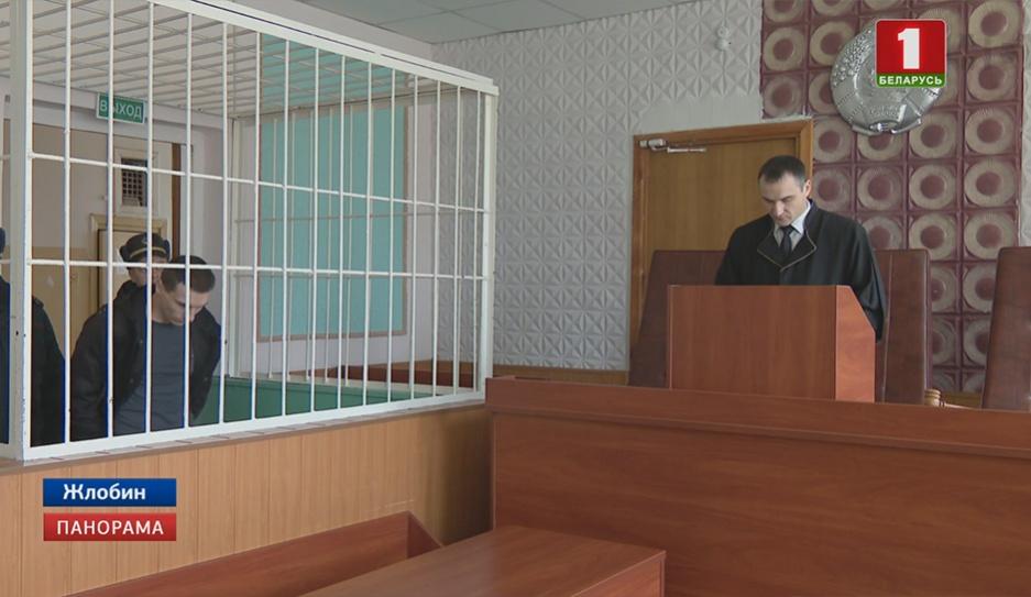 Суд Жлобина вынес приговор очередному водителю, который стал виновником смертельного ДТП Суд Жлобіна вынес прысуд чарговаму вадзіцелю, які стаў вінаватым у смяротным ДТЗ