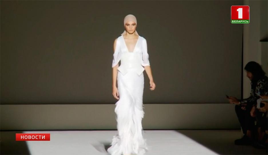 В Нью-Йорке стартовала Неделя моды У Нью-Ёрку стартаваў Тыдзень моды