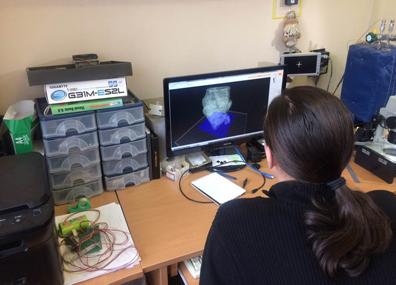 Белорусские ученые печатают на 3D-принтере сосуды и органы Беларускія навукоўцы друкуюць на 3D-прынтары сасуды і органы