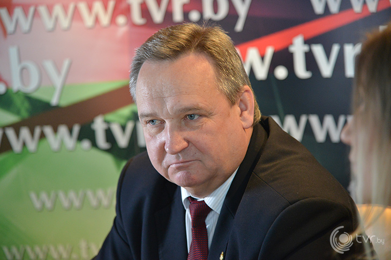 Онлайн-конференция с директором Белгосцирка Владимиром Шабаном