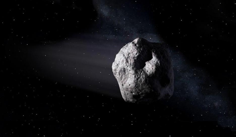 29 апреля рядом с Землей пронесется огромный астероид