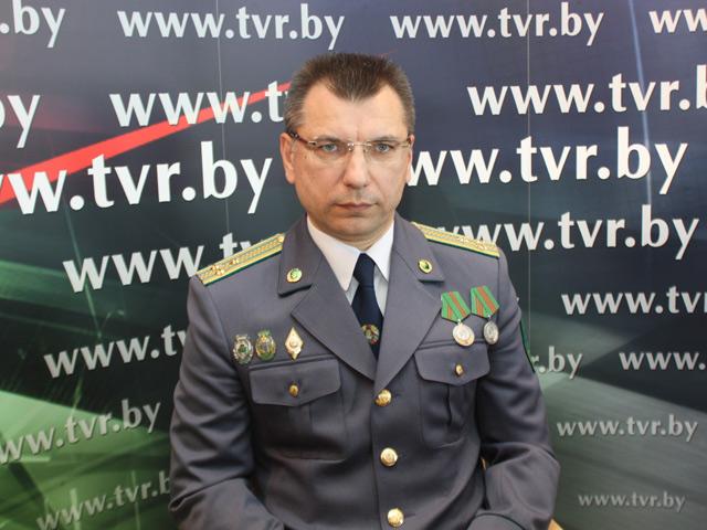 Онлайн-конференция с заместителем председателя Государственного таможенного комитета РБ Владимиром Орловским