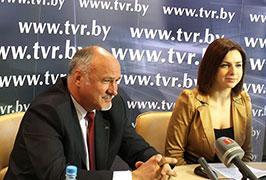 Онлайн-конференция с директором Большого театра Беларуси Владимиром Гридюшко