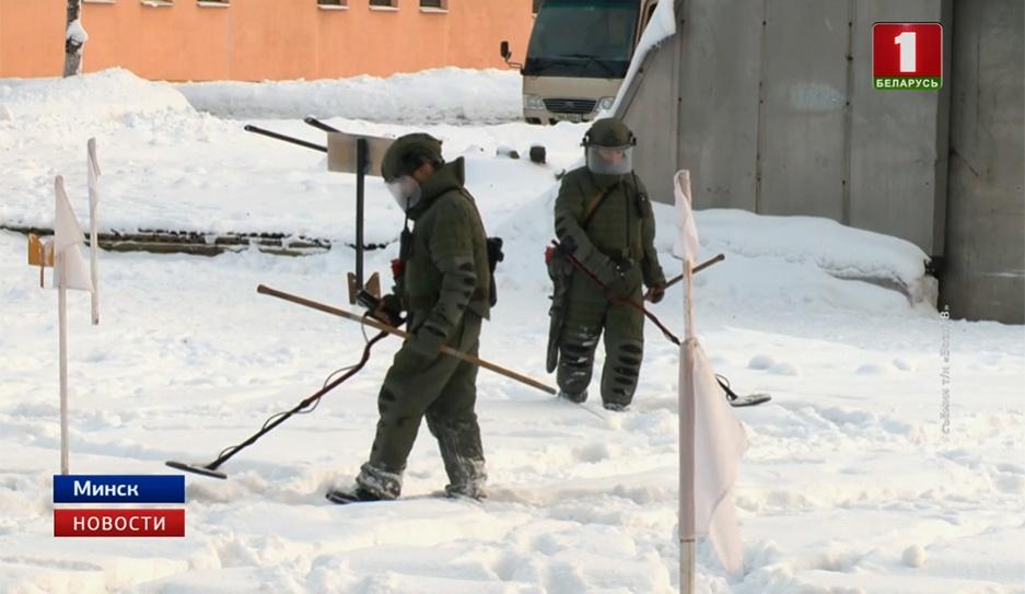 День инженерных войск сегодня празднуют в Беларуси Дзень інжынерных войскаў сёння святкуюць у Беларусі