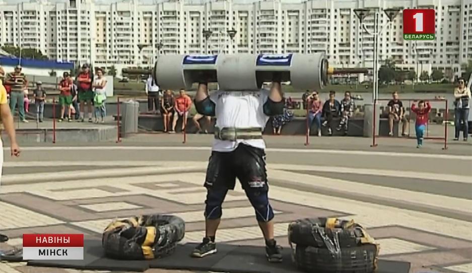 Ко Дню города площадка у Дворца спорта превратится в масштабную физкультурную арену Да Дня горада пляцоўка ля Палаца спорту ператворыцца ў маштабную фізкультурную арэну