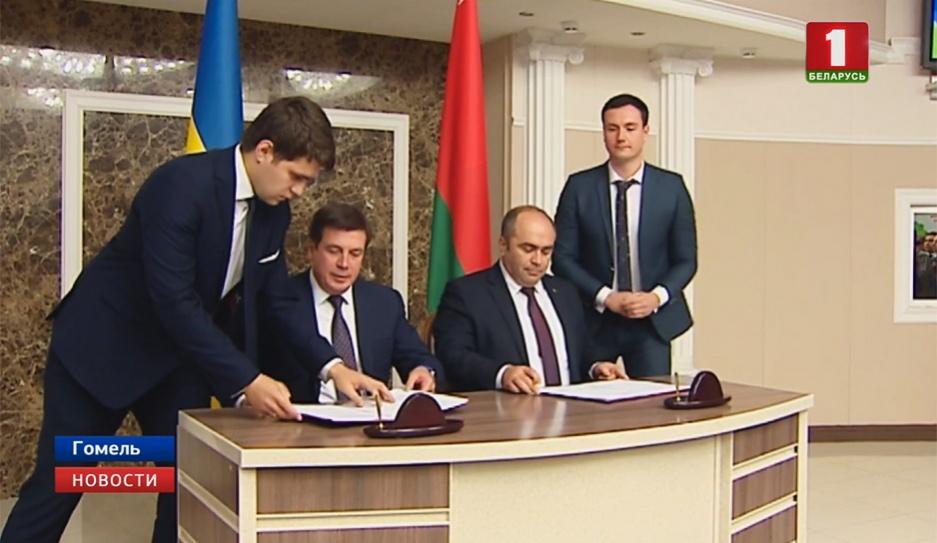 В Гомеле состоялось заседание Межправительственной комиссии Беларуси и Украины У Гомелі адбылося пасяджэнне 26-й Міжурадавай камісіі