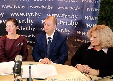 Онлайн-конференция с представителями Мингорисполкома