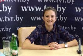 Онлайн-конференция с бронзовым призером Олимпиады-2012 в Лондоне и неоднократным призером этапов Кубка мира Любовью Черкашиной
