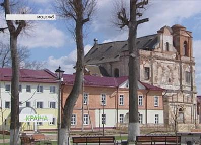 Костел бывшего коллегиума иезуитов 17-го века в Мстиславле получил шанс на возрождение Касцёл былога калегіума езуітаў 17-га стагоддзя ў Мсціславе атрымаў шанц на адраджэнне