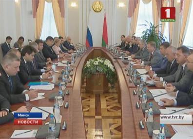 Беларусь рассчитывает на расширение промышленной кооперации со Свердловской областью Беларусь разлічвае на пашырэнне прамысловай кааперацыі са Свярдлоўскай вобласцю