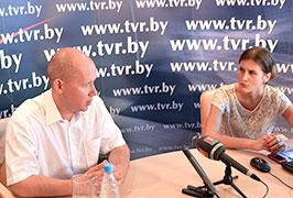 Онлайн-конференция с директором Администрации Парка высоких технологий Валерием Цепкало