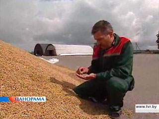 Белорусские аграрии берут на вооружение высокие технологии Беларускія аграрыі бяруць на ўзбраенне высокія тэхналогіі