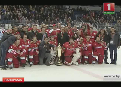 Минск в очередной раз принимает большой хоккей Мінск чарговы раз прымае вялікі хакей Minsk to host Christmas International Amateur Ice Hockey Tournament for Prize of Belarusian President
