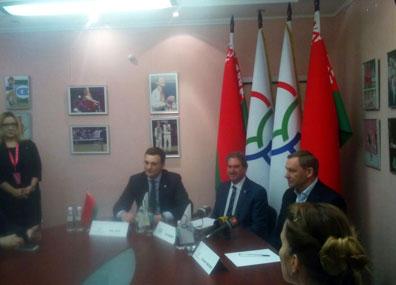 Президент Международной теннисной федерации впервые с официальным визитом в Беларуси