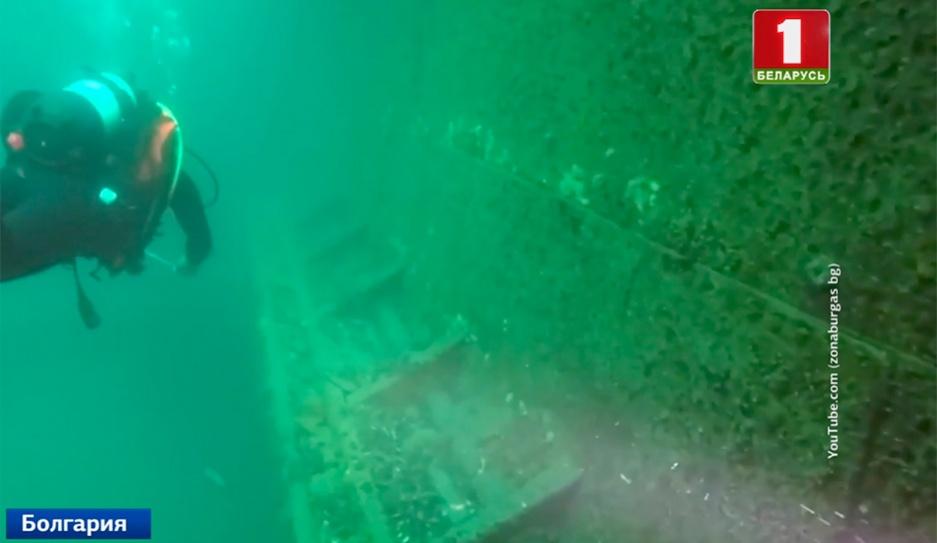 ЧП на черноморском побережье Болгарии Надзвычайнае здрарэнне на чарнаморскім узбярэжжы Балгарыі