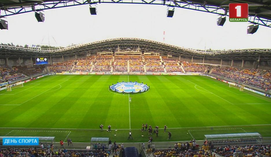 БАТЭ опубликовал билетную программу на домашний матч раунда плей-офф Лиги чемпионов БАТЭ апублікаваў білетную праграму на хатні матч раўнда плэй-оф Лігі чэмпіёнаў BATE publishes ticket program for home match of play-off round of Champions League