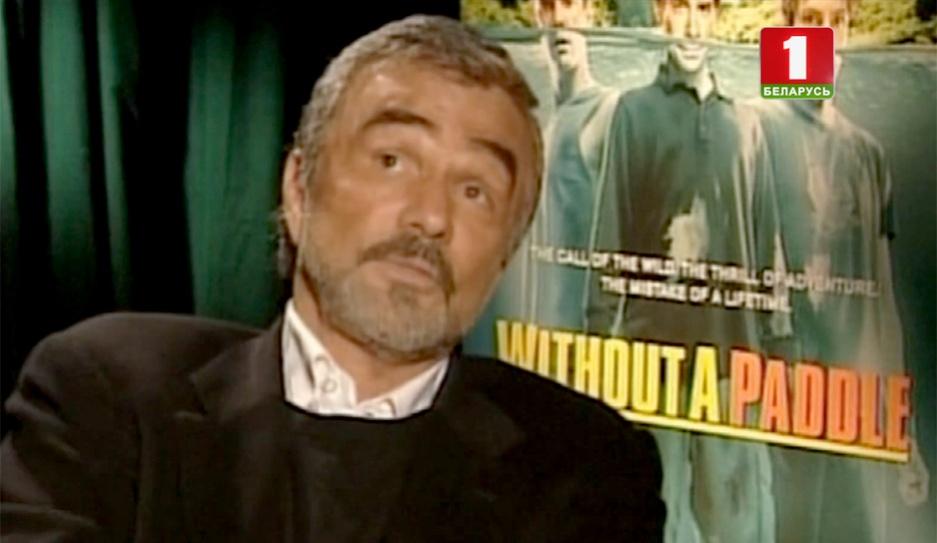 На 83-м году жизни скончался Берт Рейнольдс  На 83-м годзе жыцця памёр Берт Рэйнальдс
