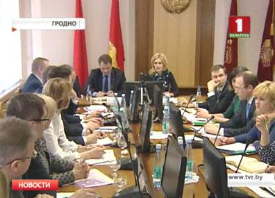 В Гродно  эксперты из 3 министерств встретились с предпринимателями области У Гродне  эксперты з 3 міністэрстваў сустрэліся з прадпрымальнікамі вобласці