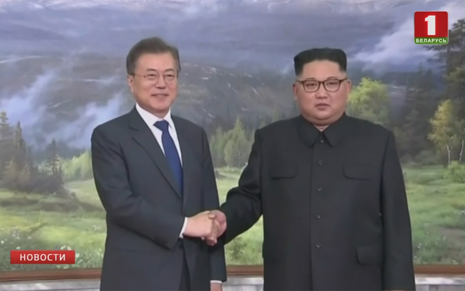 Лидеры КНДР и Южной Кореи провели новую встречу Лідары КНДР і Паўднёвай Карэі правялі новую сустрэчу