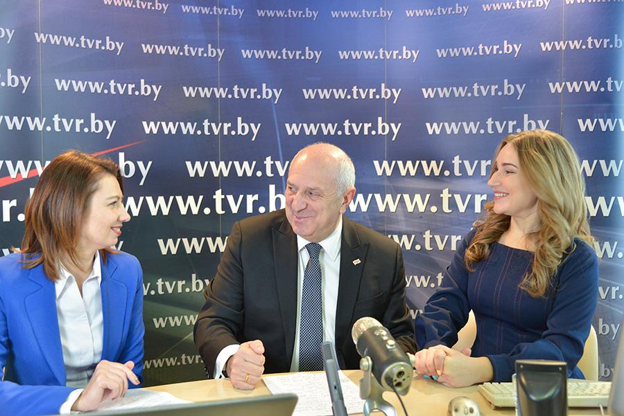 """""""Беларусь - Грузия. Надежные партнеры и друзья"""". Онлайн-конференция"""
