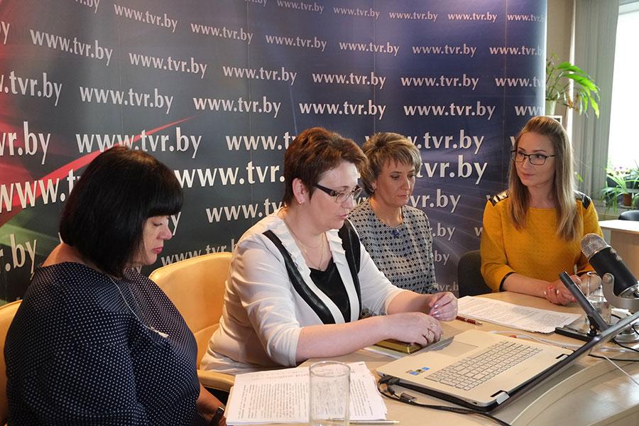 Онлайн-конференция с представителями Министерства образования
