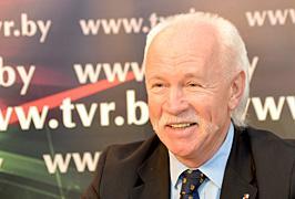 Онлайн-конференция с председателем Белорусской федерации бокса Дмитрием Тихомоловым