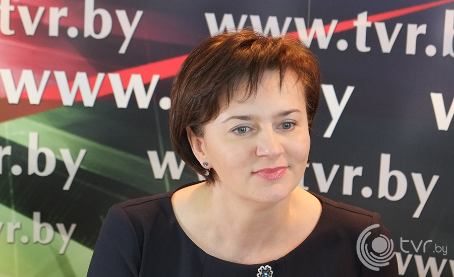 Онлайн-конференция с начальником главного управления организации медицинской помощи Минздрава Еленой Богдан