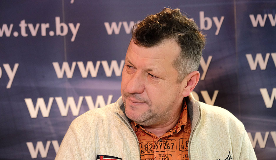 Профессиональный пиротехник Константин Морозов