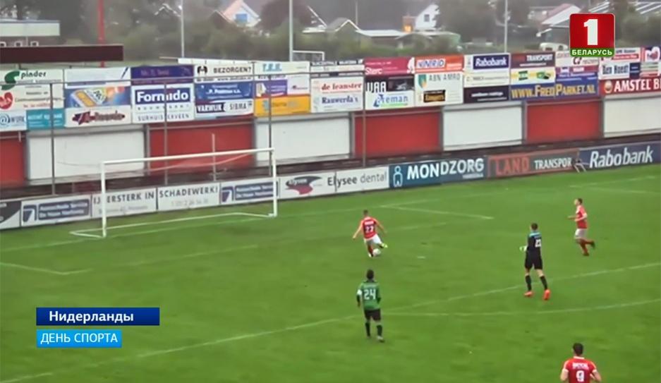 Возможно, самый нелепый промах в футболе! Магчыма, самы недарэчны промах у футболе!