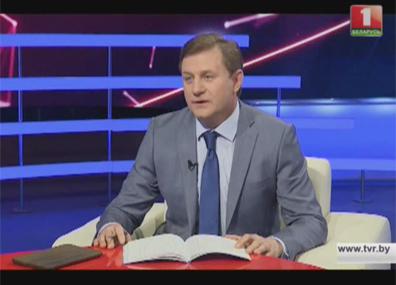 Министр образования Беларуси - Михаил Журавков