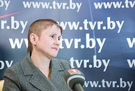 Онлайн-конференция с первым заместителем министра культуры Беларуси Ириной Дригой