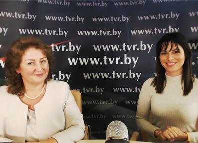 Онлайн-конференция  c заместителем Министра образования Беларуси Раисой Сидоренко