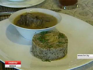 Национальная кухня становится все более популярной в столице Нацыянальная кухня становіцца ўсё больш папулярнай у сталіцы