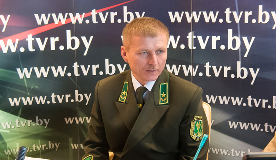 Онлайн-конференция с председателем Белорусского общества охотников и рыболовов Юрием Шумским