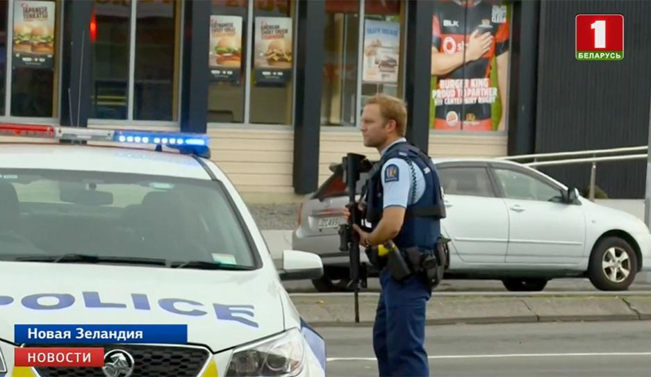 Полиция Новой Зеландии подтвердила задержание Брентона Тарранта Паліцыя Новай Зеландыі пацвердзіла затрыманне Брэнтана Таранта