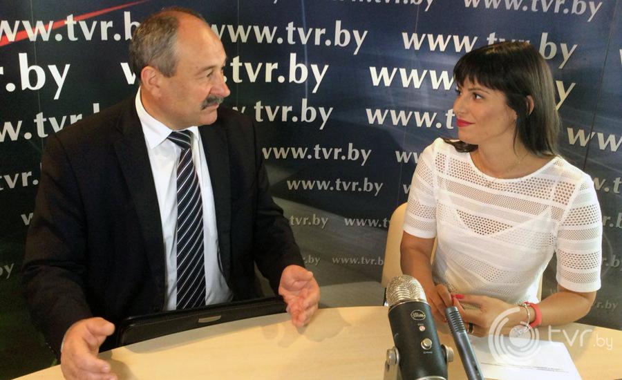Онлайн-конференция с замминистра сельского хозяйства и продовольствия Владимиром Гракуном