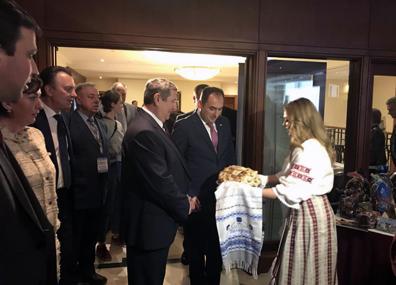В Тбилиси открывается белорусско-грузинский бизнес-форум