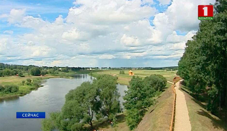 Белорусские гидрологи бьют тревогу. Днепр мелеет Беларускія гідролагі б'юць трывогу