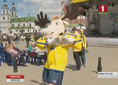 День культуры Швеции прошел в Верхнем городе  Дзень культуры Швецыі прайшоў у Верхнім горадзе   Days of Swedish culture held in Verkhny Gorod