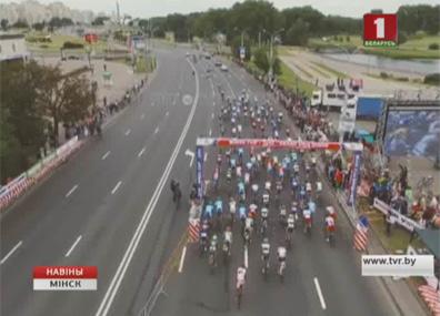 Большой велоспорт возвращается на улицы столицы Вялікі веласпорт вяртаецца на вуліцы сталіцы Big cycling returns to streets of Minsk