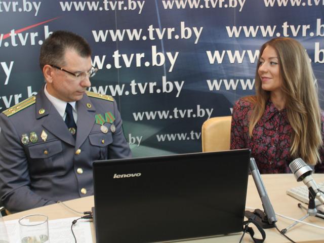 Заместитель председателя Государственного таможенного комитета РБ Владимир Орловский
