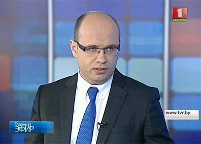 Интервью с помощником Президента Кириллом Рудым Інтэрв'ю з памочнікам Прэзідэнта Кірылам Рудым