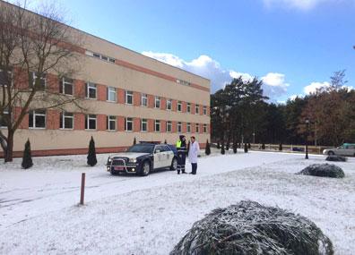 Троих пострадавших во время ЧП в Скиделе перевозят в Минск