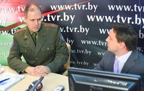 Онлайн-конференция с помощником министра по чрезвычайным ситуациям Виталием Новицким