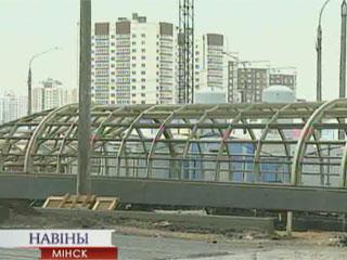 Станция метро Малиновка заработает 8 мая Станцыя метро Малінаўка запрацуе 8 мая