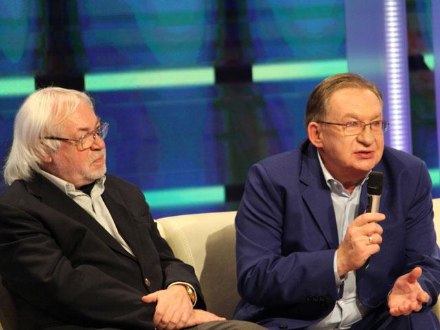 """Специальный выпуск ток-шоу """"Форум"""" к 60-летнему юбилею Белорусского телевидения"""