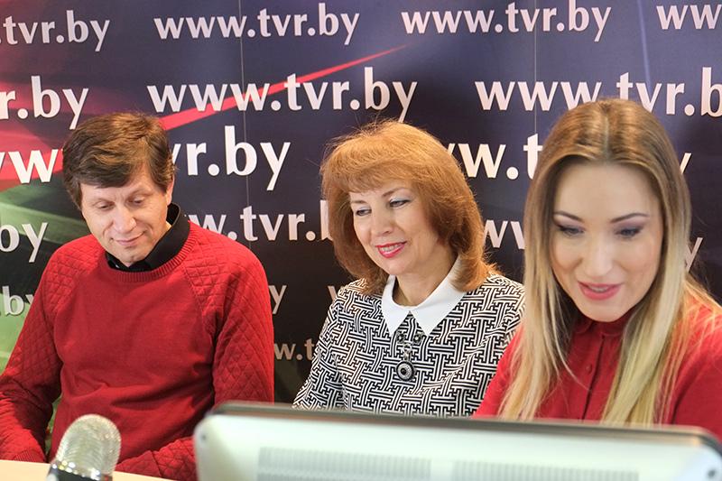 Ирина и Игорь Махнач