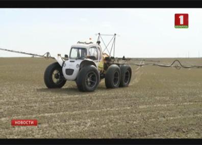 В Гродно проинспектировали готовность сельхозпредприятий к весенне-полевым работам У Гродне праверылі гатовасць сельгаспрадпрыемстваў да вяснова-палявых работ